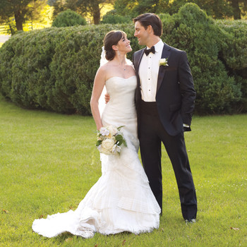 A Classic Farm Wedding in Charlottesville, Virginia
