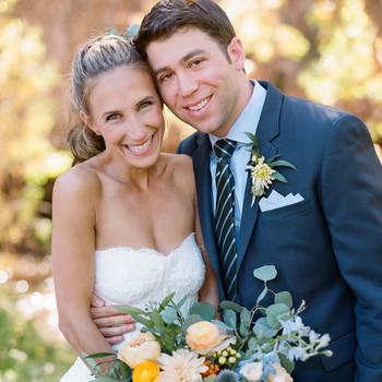 Lana and Danny's Homespun Colorado Wedding