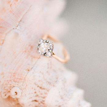 Engagement Rings Wedding Bands Martha Stewart Weddings