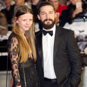 Shia LaBeouf and Mia Goth Are Engaged!