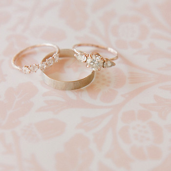 kathryn ian wedding rings