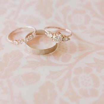 kathryn ian wedding rings