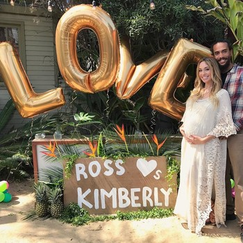 Kimberly Ryan and Ross Naess Bridal Shower