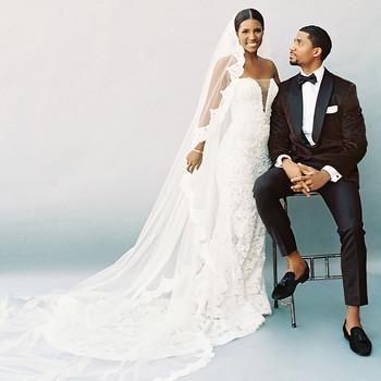 Real weddings martha stewart weddings a stylish art filled wedding in dc junglespirit Gallery