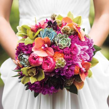 22 Modern Wedding Bouquets