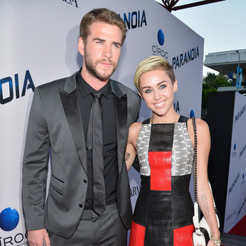 Miley Cyrus Just Dropped a Subtle Hint About Her Relationship with Liam Hemsworth