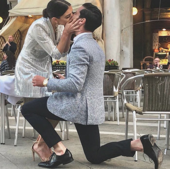 Val Chmerkovskiy and Jenna Johnson Engaged