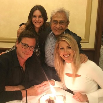 Bob Saget and Kelly Rizzo Engaged
