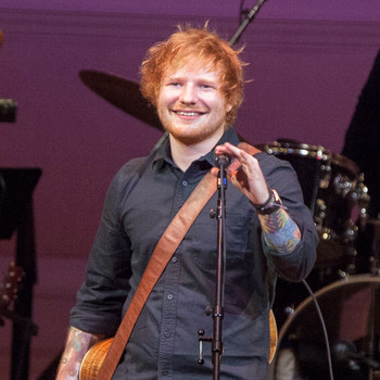 "Ed Sheeran Feels ""Pretty Good"" About Marrying Girlfriend Cherry Seaborn"