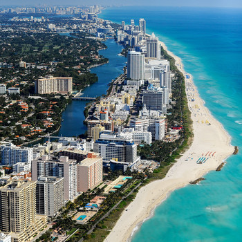 city honeymoon destinations miami beach