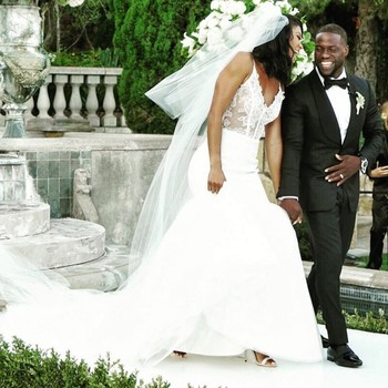 Kevin Hart Eniko Parrish married
