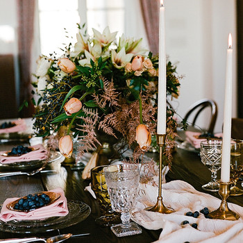 europe style romantic tabletop decor