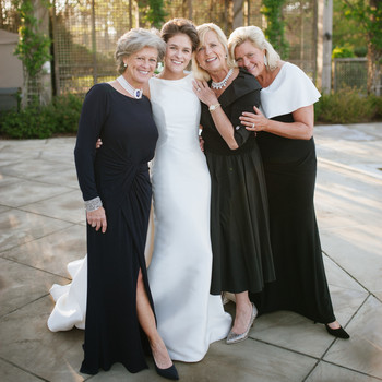 f79f7924ecfc Mother-of-the-Bride and-Groom Dresses | Martha Stewart Weddings