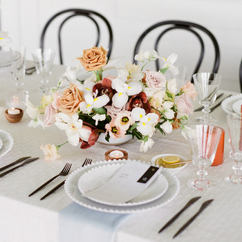 Bridal Shower Brunch Ideas That Go Beyond Mimosas