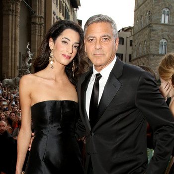 George Clooney Can't Get Over How Much His Daughter Looks Like Wife Amal
