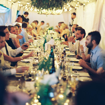 How to Survive a Wedding When You Only Know the Bride (or Groom)