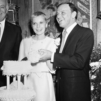 Frank Sinatra Wed Mia Farrow in Las Vegas on This Day in History