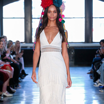 willowby watters wedding dress spring 2019 plunging neck tiered fringe