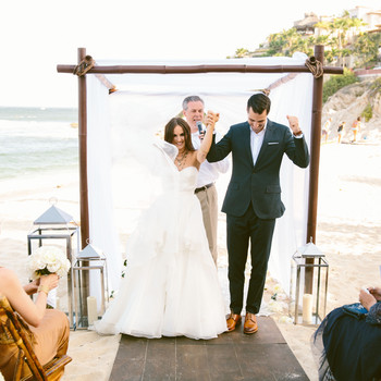 Ali and Jess's Heartwarming Wedding Video From Their Cabo Celebration