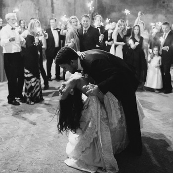 amanda patrick wedding dance