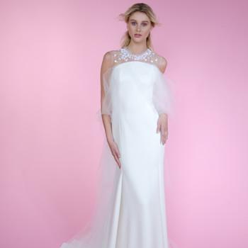 angel sanchez spring 2018 wedding dress
