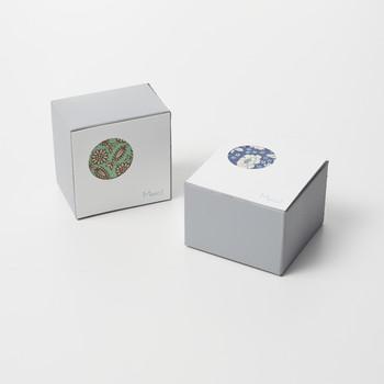 Peekaboo Circle Favor Box