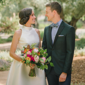 Hanna and Stephen's Wine Country Wedding