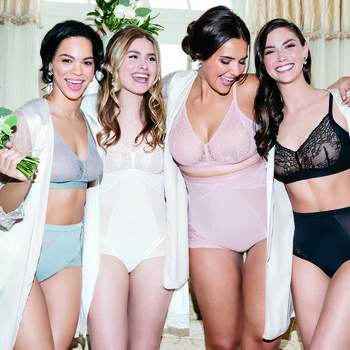 Spanx Spotlight on Lace Wedding Shapewear Collection