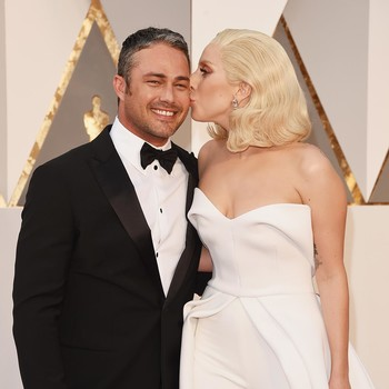 Despite Their Break-Up, Lady Gaga Says Taylor Kinney Is Her Best Friend