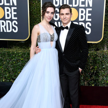 alison brie and dave franco 2019 golden globes