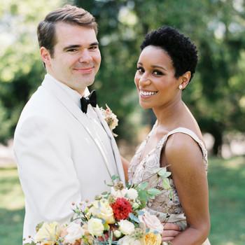 amanda william wedding tennessee couple