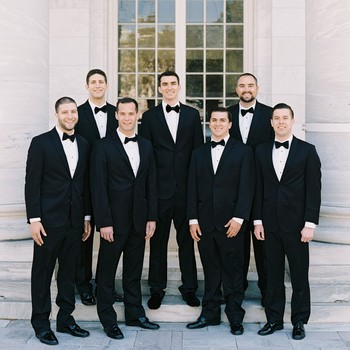 What Should the Groomsmen Expect to Pay For?