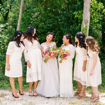 Old Friends vs. New: How to Decide Who Gets a Spot in Your Bridal Party