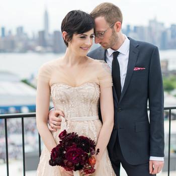 Caitlin and Michael's Wythe Hotel Wedding in Brooklyn
