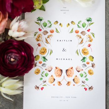 Save the dates martha stewart weddings 12 floral save the date ideas for a spring wedding stopboris Images