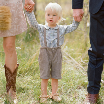 4 Important Details to Consider When Choosing Your Ring Bearer's Fall Wedding Outfit