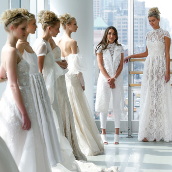 gracy accad wedding dress spring 2019 all looks