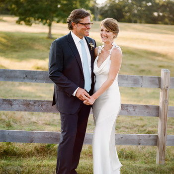 Jocelyn and Graham's Elegant Martha's Vineyard Wedding