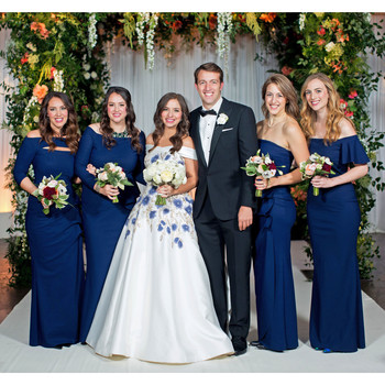 Bridesmaids Dresses Martha Stewart Weddings