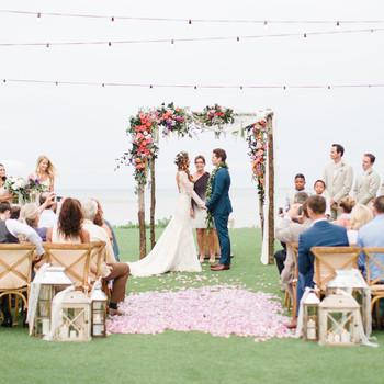Matthew Morrison and Renee Puente's Wedding Video