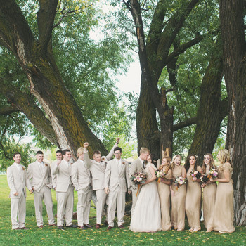 Can We Have an Uneven Wedding Party?