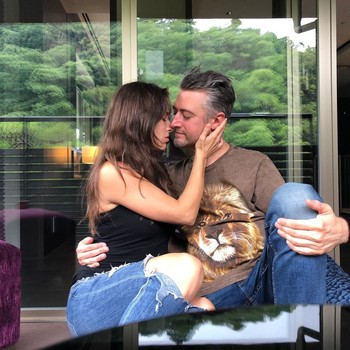 Sean Gunn and Natasha Halevi Engaged