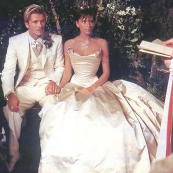Victoria and David Beckham Celebrated 17 Years of Marriage in the Cutest Way