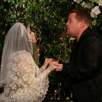 Anna Kendrick & James Corden's Love Song Medley Is Basically One Amazing Wedding Playlist