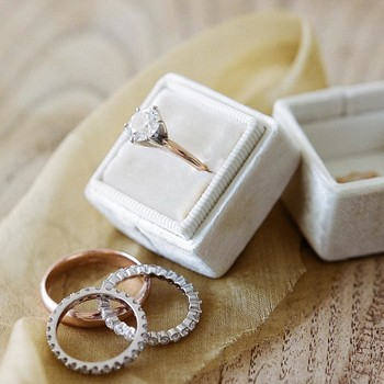 Engagement Rings Wedding Bands Martha Stewart Weddings