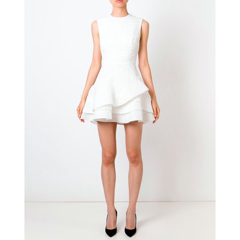 10 Chic Little White Dresses for Brides That You Can Buy Right Now