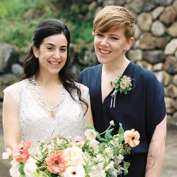 Sydney and Christina's Elegant New York Nuptials