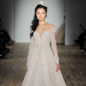 Bride Dress Long 2018