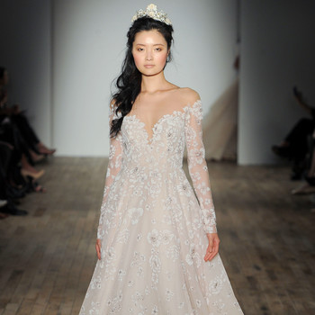 Long Sleeve Wedding Dresses We Love