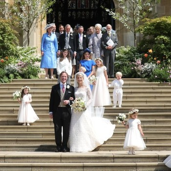 Lady Gabriella and Thomas Kingston Royal Wedding